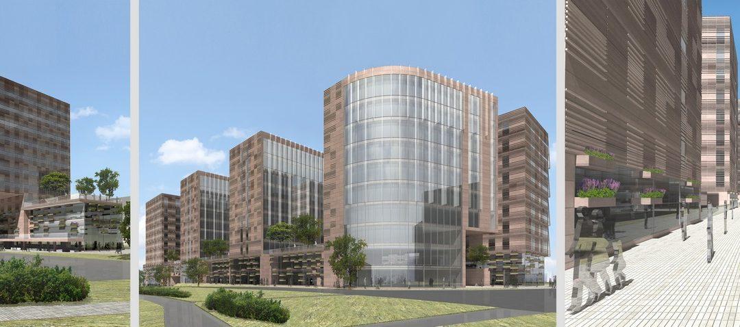 Офисно-деловой комплекс