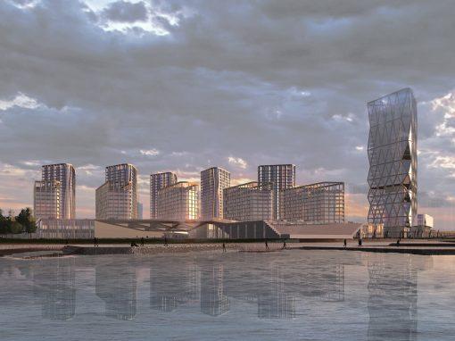 КОНКУРСНЫЙ ПРОЕКТ: ЛЕНИНГРАДСКИЙ КВАРТАЛ | Севастополь | 2014